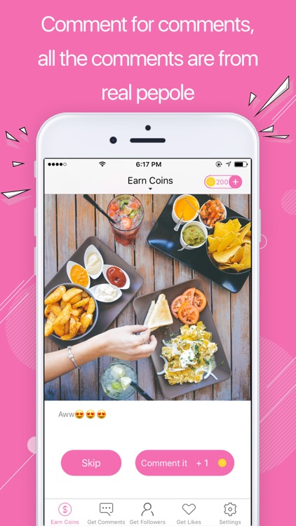 Get Comments -Followers & Likes Boom for Instagram by Yang