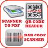 Scanner Scan to PDF QR Code Reader Bar Code Scan