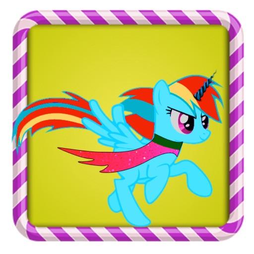 Little Unicorn Candy Adventure: My Magical Run in Sweet Paradise iOS App