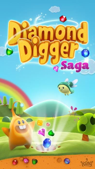 Screenshot of Diamond Digger Saga5