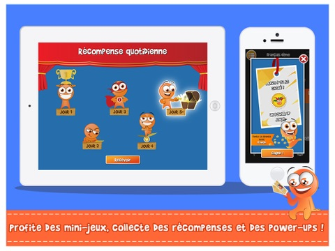 iTooch 4ème screenshot 3