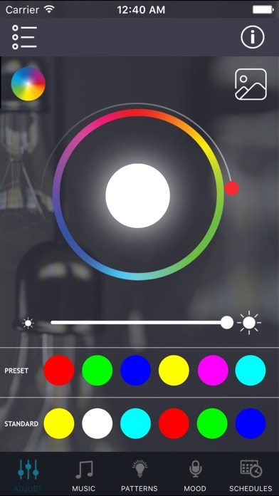 Mg Lighting By Sharper Image App Download Android Apk