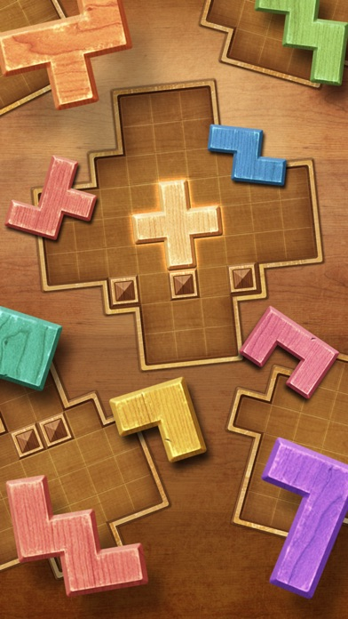 Wood Block Puzzle ~ Wood block puzzle by bitmango corporation