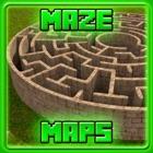 MCPE MAZE MAPS FOR MINECRAFT PE : Pocket Edition icon