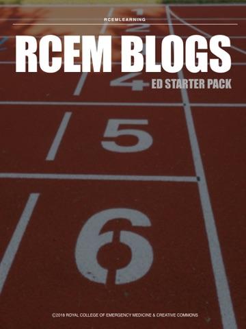 Image result for rcem ed starter pack