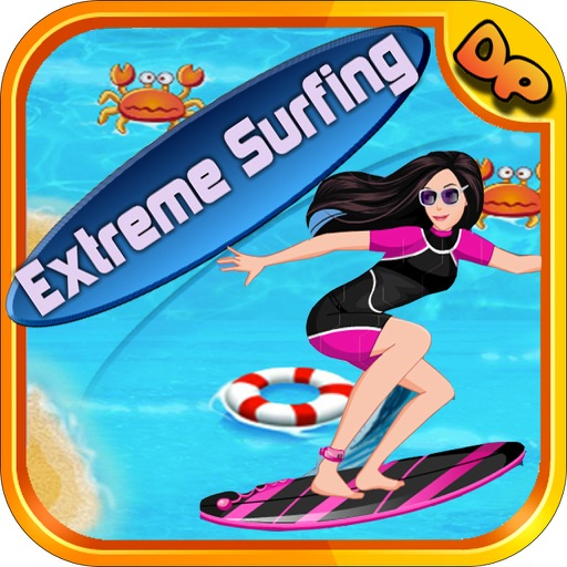 New Extreme Surfing in Sea iOS App