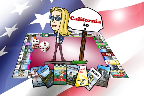 California io (opoly) screenshot 2