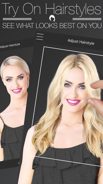 Women's Hairstyles Screenshot 1
