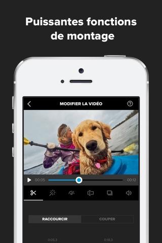 Splice - Video Editor + Movie Maker by GoPro screenshot 1