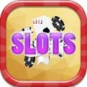 Ace Slots Color - Purple Machine icon