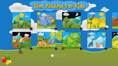 子供向けのディノ パズルゲームのスクリーンショット5