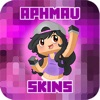 Aphmau Skins Free For Minecraft PE(Pocket Edition) - With New Baby, MC Diaries Skin Capes