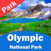 Vishwam B - Olympic National Park – GPS Park Map Offline artwork