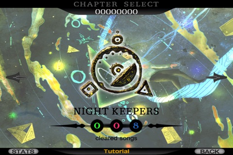 Cytus screenshot 2