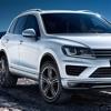 Specs for VW Touareg 2015 edition