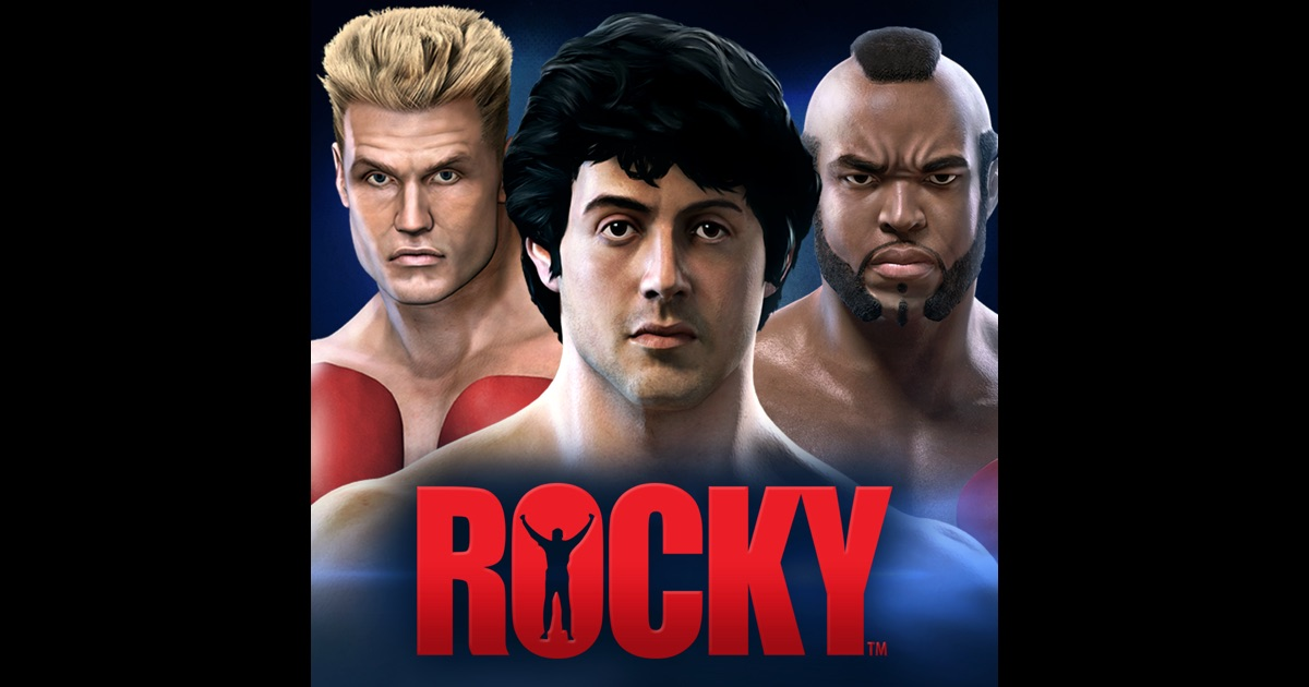 Real Boxing 2 ROCKY on the App Store
