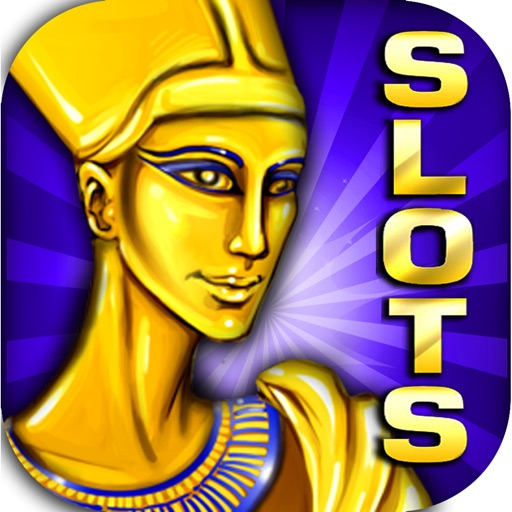Way of Pharaoh's Fire Slots - old vegas tower with casino's top wins iOS App