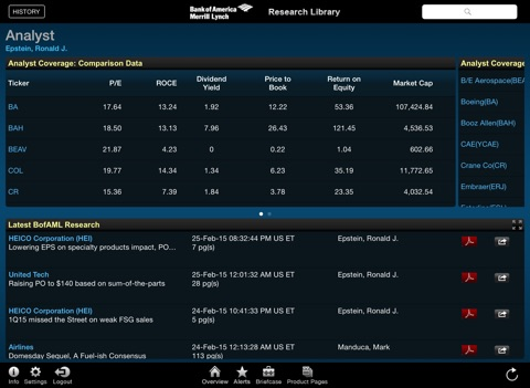 Research Library screenshot 4