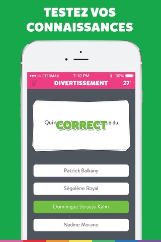 Trivia Crack (No Ads) screenshot 3