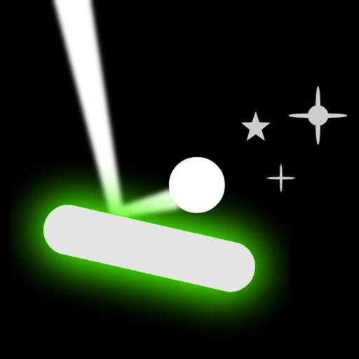 Glowing Ball iOS App