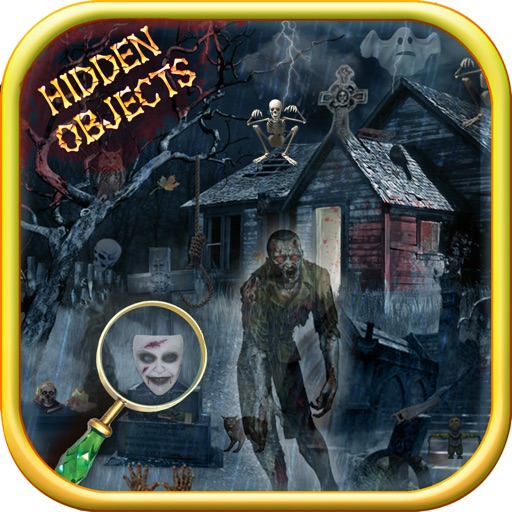 Hidden Object: Haunted Relics - Enter Spooky Manor & Find Hidden Objects In A Free Puzzle Game iOS App