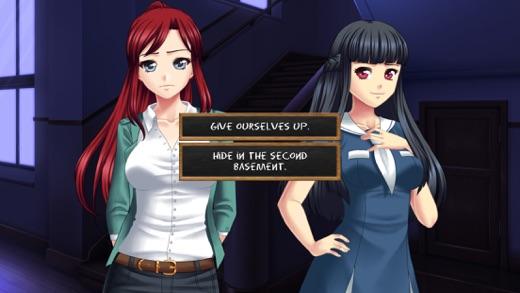 Club Life Visual Novel Screenshot
