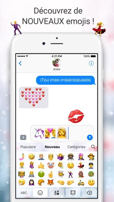 download Clavier Emoji pour Moi - Emojis & émoticônes apps 3