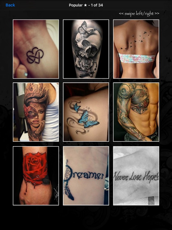 tattoo designs hd ink for tattoos wallpapers on the app store. Black Bedroom Furniture Sets. Home Design Ideas