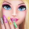 Salão De Unhas E Spa Pé Jogos De Beleza - Manicura E Pedicura Desenhos Da Moda Para Meninas