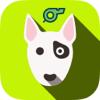 dog whistle free - dog training sounds & dog clicker training for call dog walking