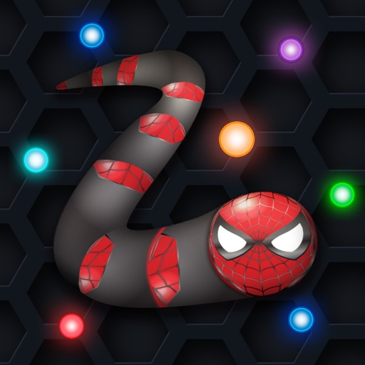 Snakeio Mobile - MMO snake.io slither war game iOS App