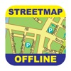 York (UK) Offline Street Map