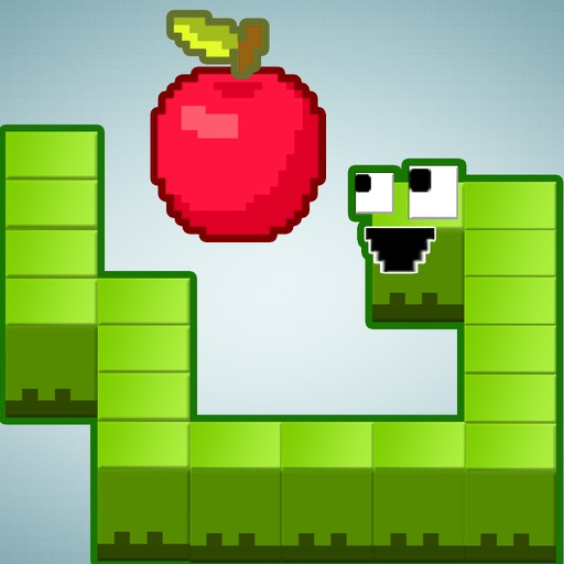 Little Snake Loves Apples iOS App