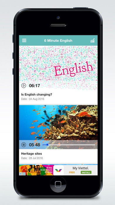 The BBC Learning English app is live! - YouTube