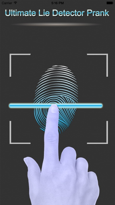 Ultimate Lie Detector Prank - Lie Detector screenshot one