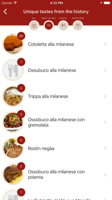 Appetitoso Screenshot