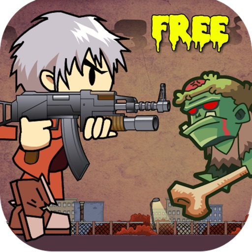 Killer Zombie Army Run vs. Angry Zombies Highway Battle Wars iOS App