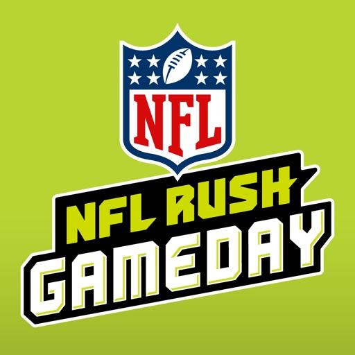 NFL Rush Gameday - Burst App Icon