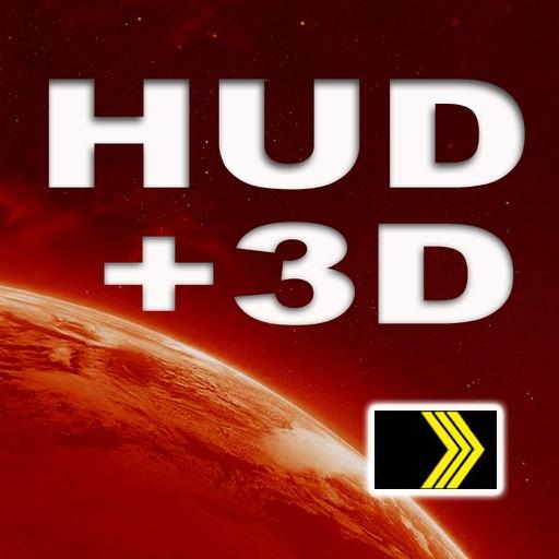 汽车夜视仪表板 aSmart HUD 3D +SpeedCams【车友夜行伴侣】