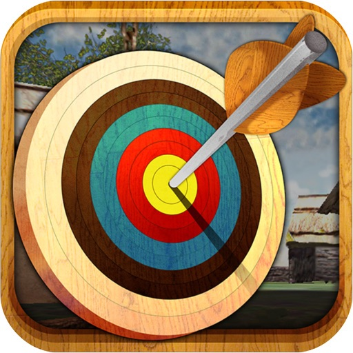 Archer World Open - Arrow Shoot Rank iOS App