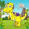 Dinosaur Jigsaw Puzzle Toddler Kids Dino Game Free