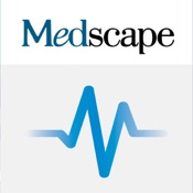 Medscape MedPulse – News & Perspective Mobile App Icon