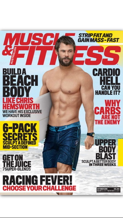 download Muscle & Fitness Australia apps 2