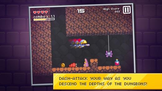 Journey Below Screenshot