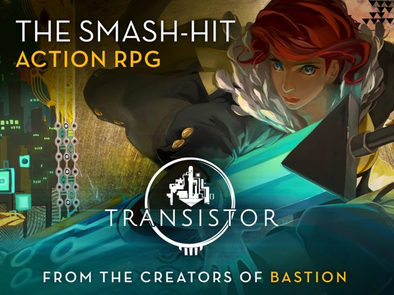 Sci-Fi Action RPG Transistor For iOS/TV Ties Lowest Price In Six Months