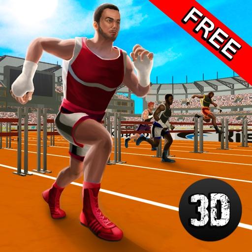 Athletics Running Race Game iOS App