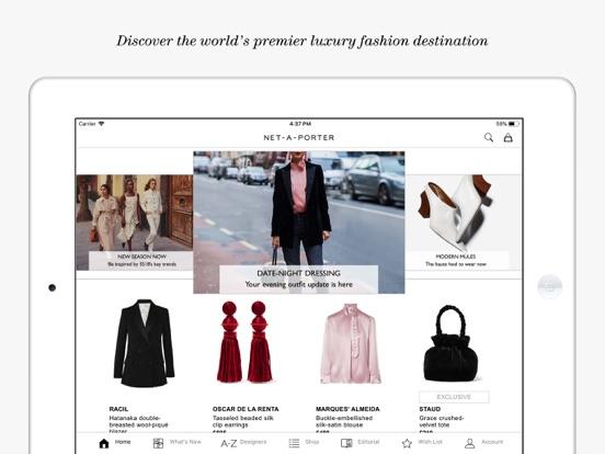 NET-A-PORTER: Designer Fashion Скриншоты7
