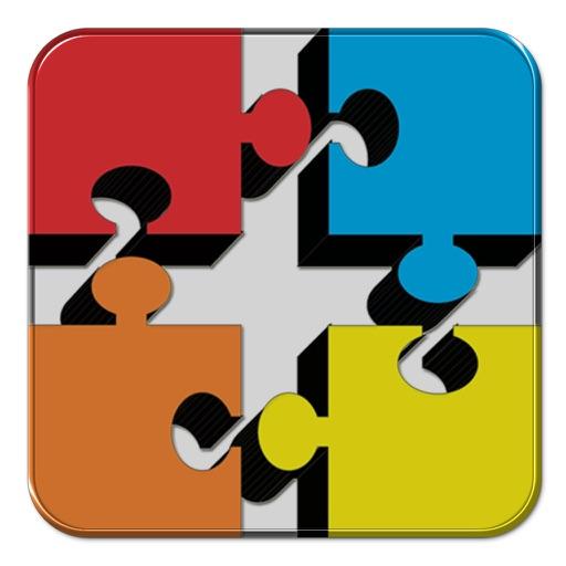 Image Puzzle Basic iOS App