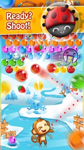 Screenshot von Kali Angriff der Blubberblasen1