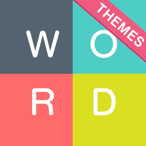 Word Genius Themes The Words Letters Word Games